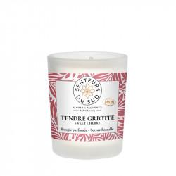 Bougie parfumée Tendre Griotte
