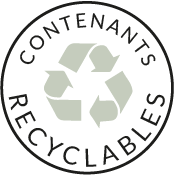 Contenants recyclables
